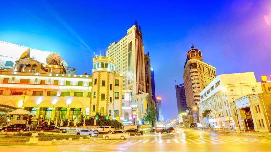Dalian Zhongshan Square