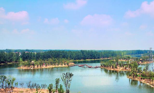 五里湖生態濕地公園