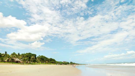 水明漾海灘