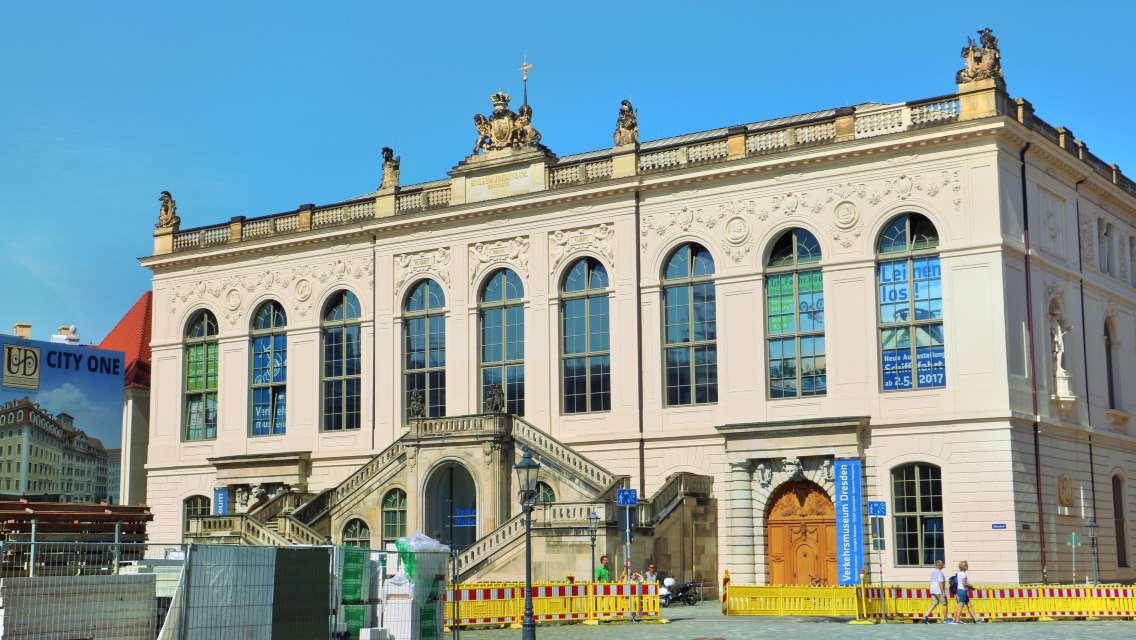 Dresden Transport Museum Ticket