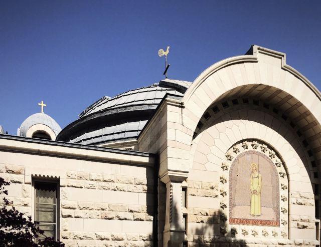 ガリカントゥの聖ペテロ教会