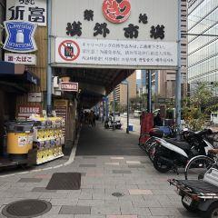 築地市場のユーザー投稿写真