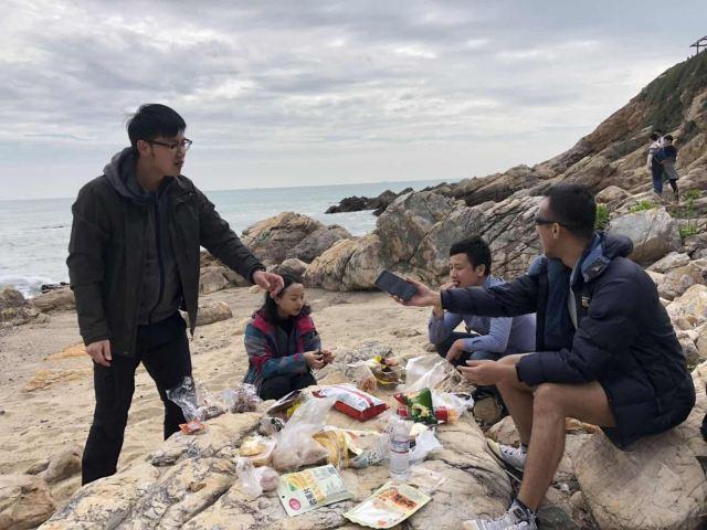 Xiaomeisha Sea World