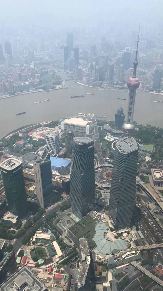 상하이 타워