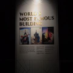 엠파이어 스테이트 빌딩 여행 사진