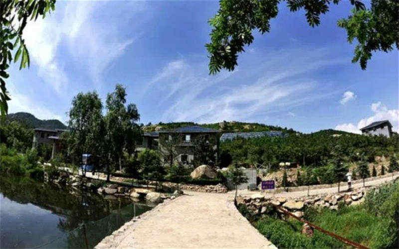 Shifu Shan Xiuxian Guanguang Sceneic Area