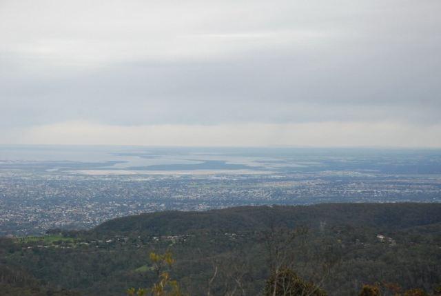 Mt lofty summit