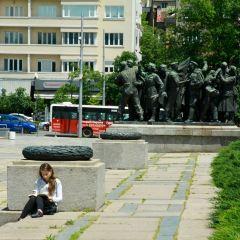 蘇維埃軍隊紀念碑用戶圖片