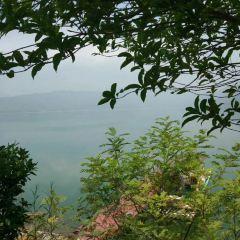 칭스탄 저수지 여행 사진