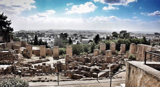 迦太基城遺址