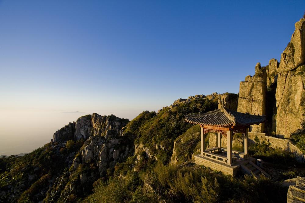 Mount Tai Scenic Area