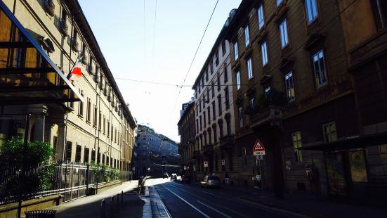 Corso Magenta