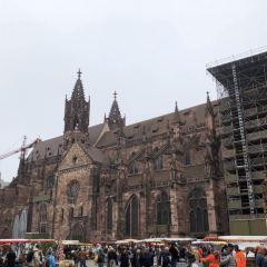프라이부르크 대성당 여행 사진