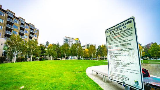 Ballard Commons Park