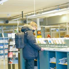 Tromso Public library and City Archives User Photo