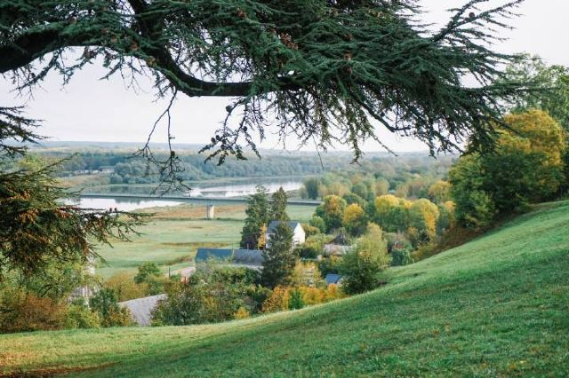 盧瓦爾河畔肖蒙園林區