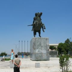 Monument of Alexander The Great User Photo