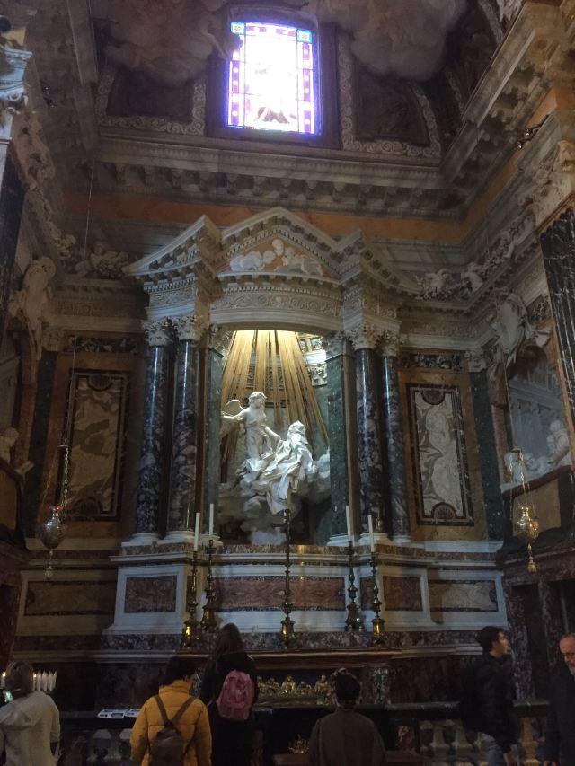 산타 마리아 델라 비토리아 성당
