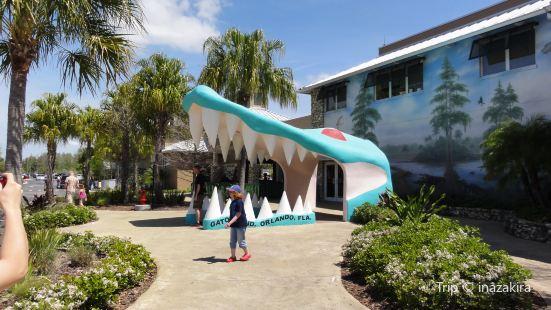 奧蘭多鱷魚樂園
