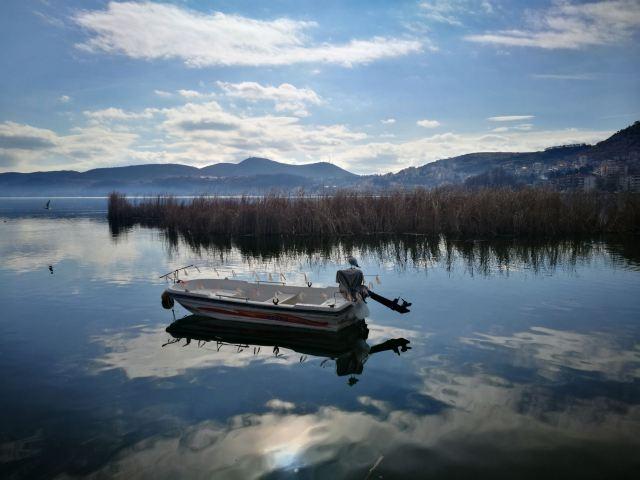 奧赫裡德湖