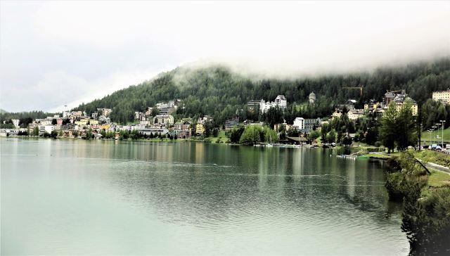 聖莫裡茨湖