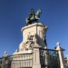 코메르시우 광장 여행 사진