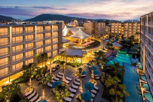 สัมผัสประสบการณ์โรงแรมที่สวยงามที่สุดในภูเก็ต