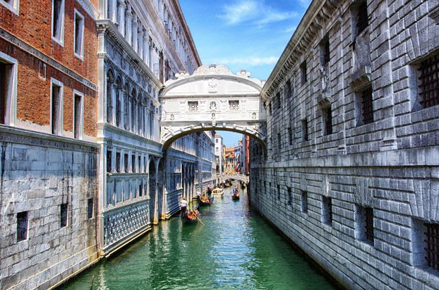 Maze in the City of Venice? Better to Enjoy Unparalleled Water Scenery in these Places than to Wander Blindly