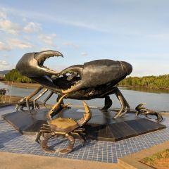 大螃蟹雕像用戶圖片
