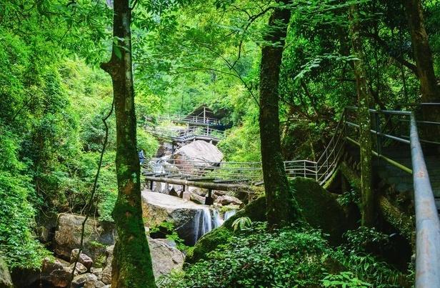 猴王寨風景區