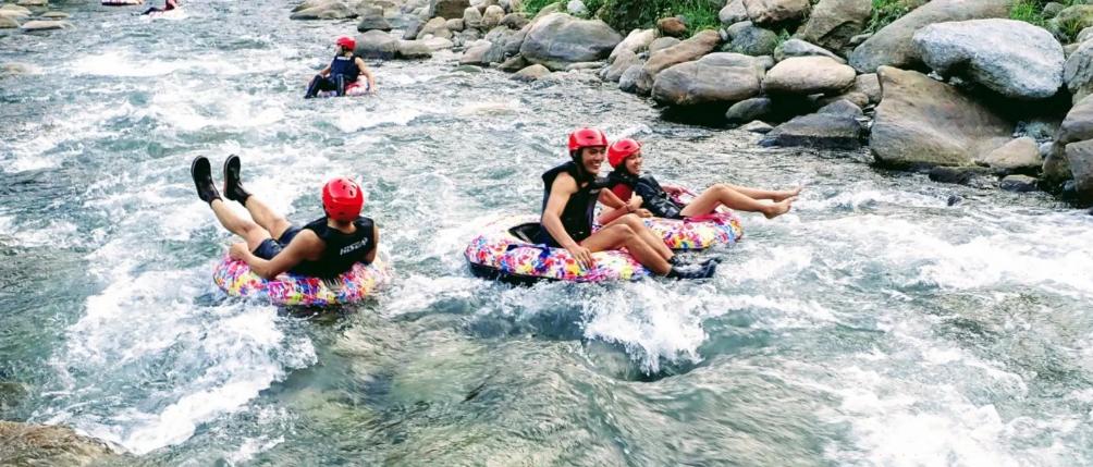 Qingyuan Lianshan Datan River Drifting