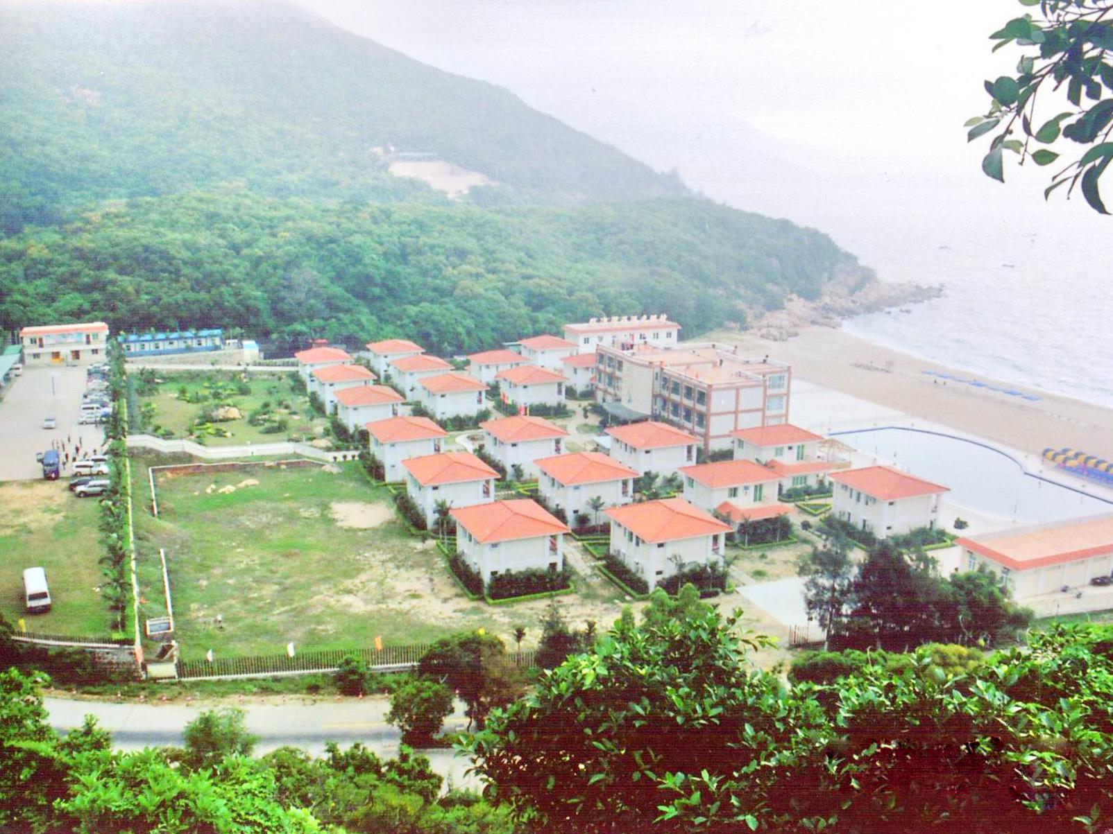 Qian'aowan Tourism Resort