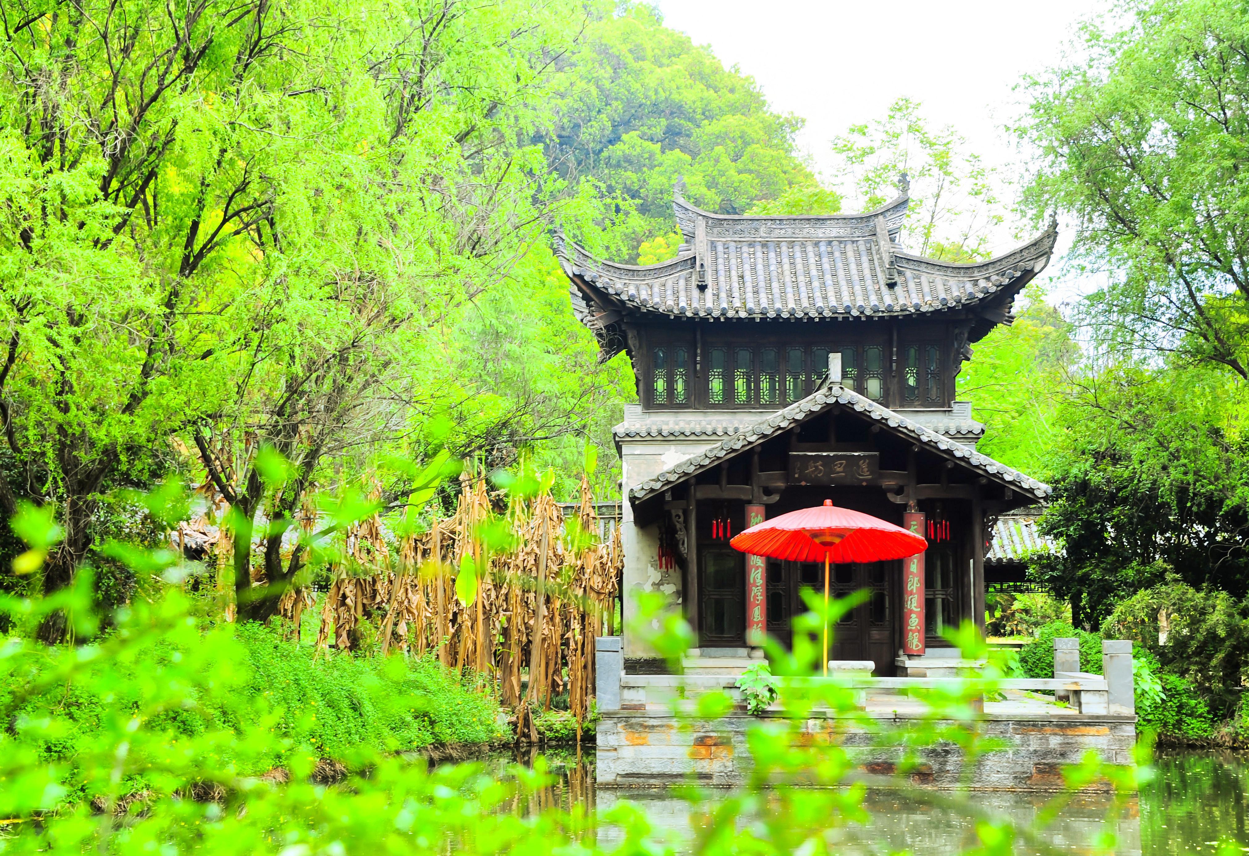 Jiangwan Scenic Spot