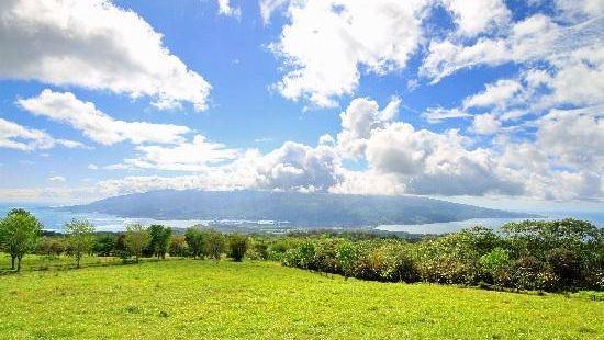Taravao Plateau