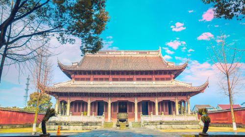 Jiaxing Haishen Temple