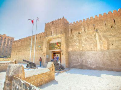 Дом в эмиратах Шарджа Аль-Джазира Аль-Хамра губернаторы недвижимость за рубежом