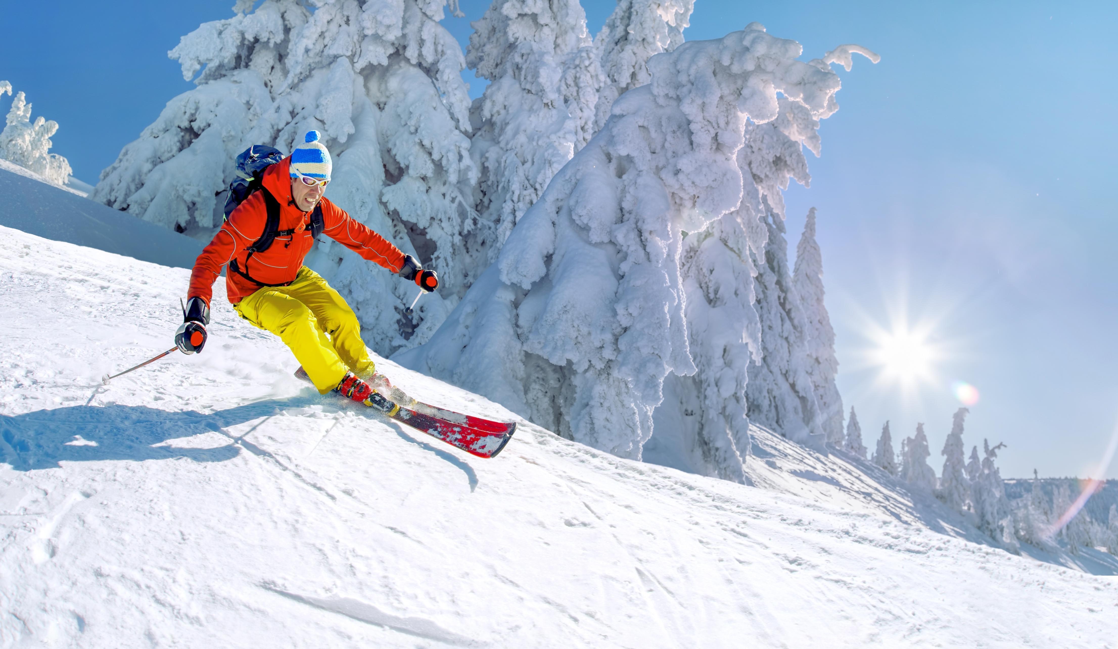 魯能勝地滑雪場