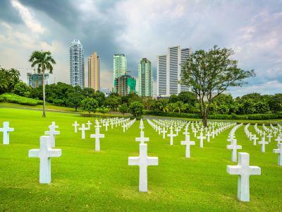 美國烈士陵園和戰爭紀念館