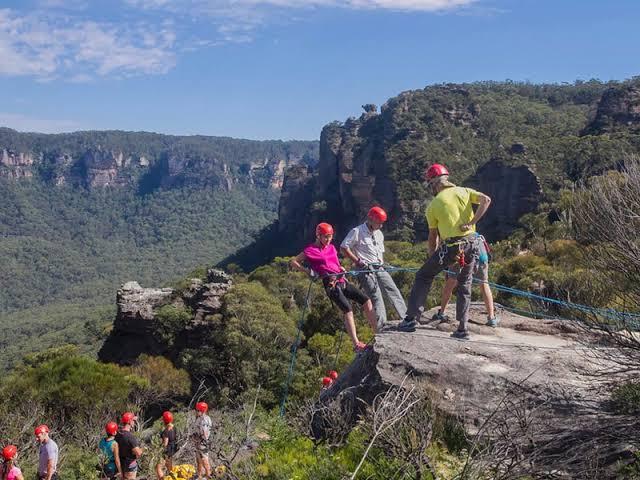 Australian School of Mountaineering