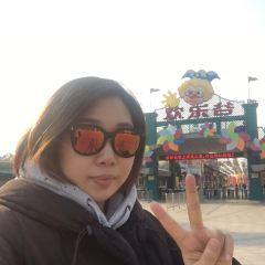 상하이 환러구 여행 사진