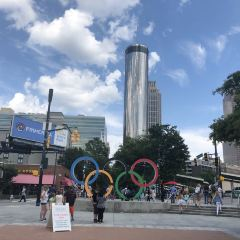Centennial Olympic Park User Photo