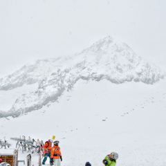 Stubaital Glacier User Photo