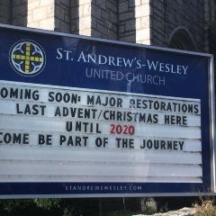 St. Andrew's Wesley United Church User Photo
