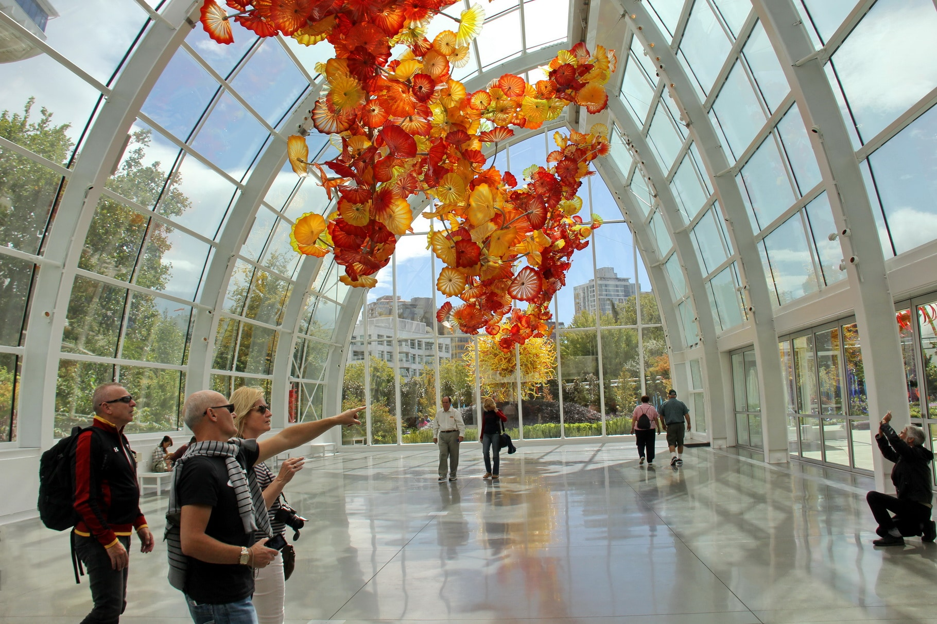 Seattle Chihuly Garden and Glass Tickets