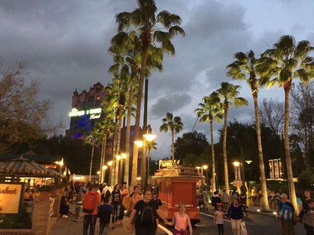 迪士尼荷里活影城