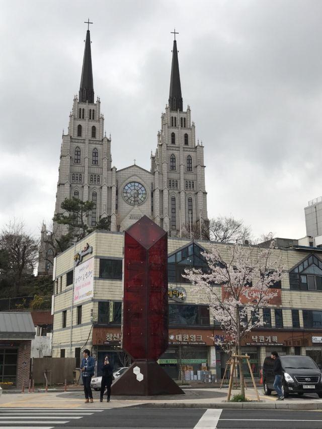 The First Presbyterian Church of Daegu