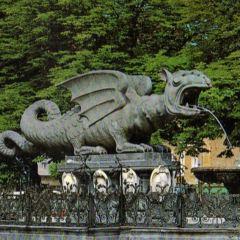 Lindwurmbrunnen用戶圖片