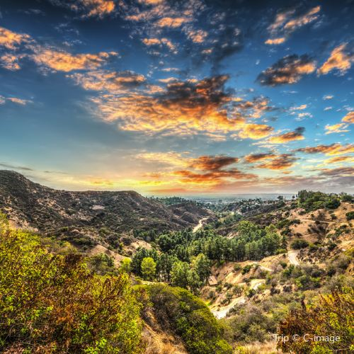 Bronson Canyon