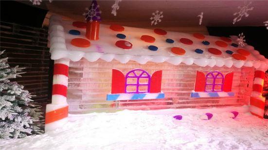加僑冰雪童話世界