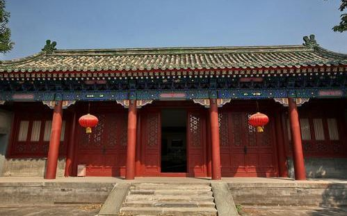 Lichun Ancestral Temple